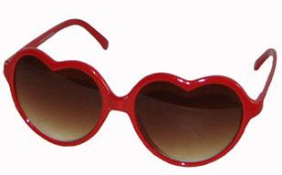 Heart Sunglasses  kids heart sunglasses childrens heart glasses heart shaped