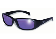 Purple Lens New Attitude Sunglasses