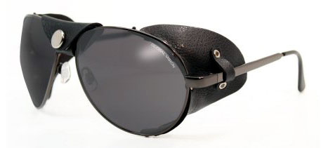 Oakley Batwolf Lenses >> Mountaineering Sunglasses Leather Side Shield Glasses Glacier Sunglasses Global Vision Aviator 3 ...