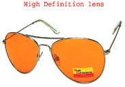 High Def Aviator Sunglasses