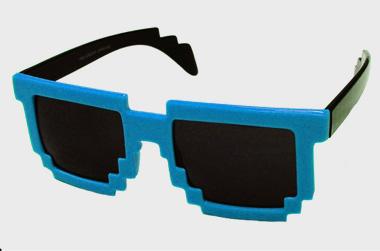 фото очки майнкрафт