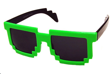 Minecraft Sunglasses  minecraft sunglasses