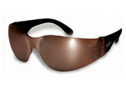Rider Motorcycle glasses with Copper Driving Lenses