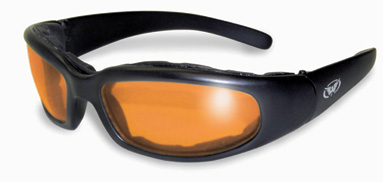 Orange Lense Sunglasses  chicago padded sunglasses with colored lenses red lens blue orange