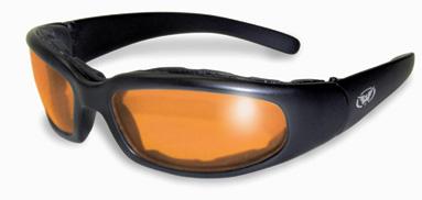 Orange Lense Sunglasses  chicago padded sunglasses with colored lenses red lens blue orange