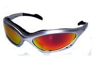 Padded Bikers Motorcycle Sunglasses