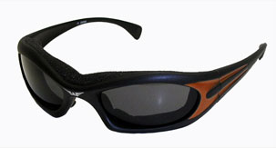 motorcycle sunglasses  Padded Motorcycle Glasses Sunglasses Riding Glasses Foam Padding ...