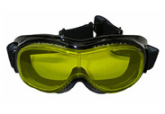 Airfoil 9300 Motorcycle Goggles with yellow lenses