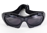 Dominator Motorcycle Goggles by Pacific Coast Sunglasses the makers of Airfoil Goggles and Sunglasses