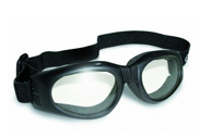 Air Jacket Goggles with clear lenses