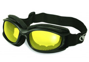 Nitro Motorcycle Goggles by Global Vision Eyewear