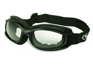 Nitro Goggles with square clear lenses