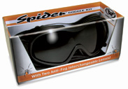 Fit Over Prescription Goggles with inter changeable lenses