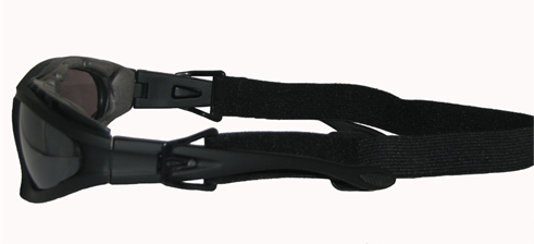 Sunglasses Strap  sunglasses with removable foam and strap