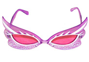 Dark Fairie Halooween Sunglasses Novelty Glasses