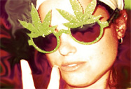 Mary Jane Party Glasses