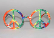 Peace Symbol Sunglasses