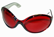 Elton John Red Lens glasses