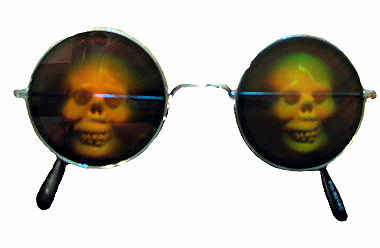 D Hologram Glasses